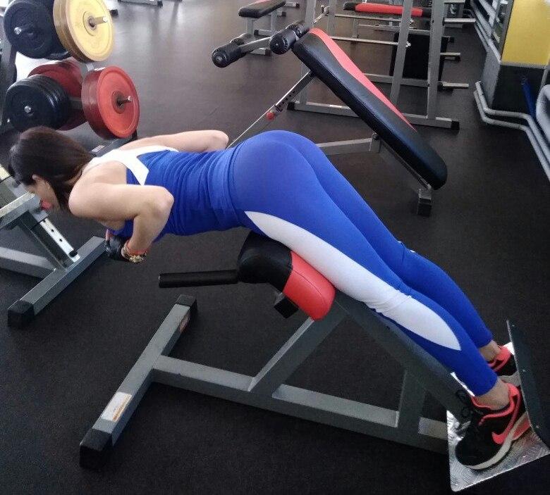 тренировка ног и ягодиц